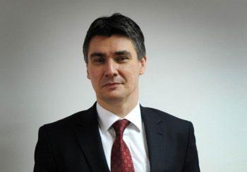 Zoran Milanović novi predsjednik Hrvatske
