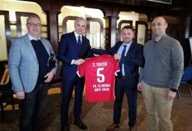 JUBILEJ: Crvena zvezda u septembru dolazi u Novi Grad, igraće sa Slobodom povodom 110 godina postojanja kluba