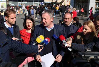 PETCIJA PROTIV POVEĆANJA NAMETA Borenović: Srpska da bude najbolji prostor za nova ulaganja
