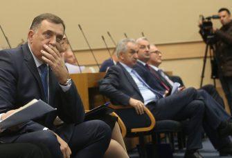 NEMA DOGOVORA: Šarović i Borenović ne idu na sastanak kod Dodika