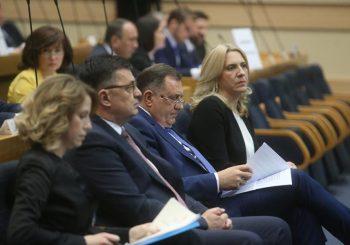 Predložena dva zaključka o izjavama srpskog člana Predsjedništva BiH