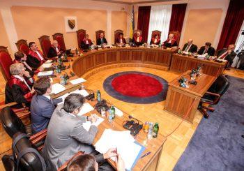 Šta piše u Prijedlogu zakona o prestanku mandata stranih sudija?