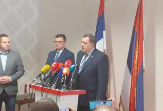 DODIK: Ustavni sud BiH treba da ima šest članova, dva iz RS i četiri iz Federacije