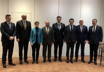 LONDON: Tegeltija na investicionom samitu EBRD-a o zapadnom Balkanu