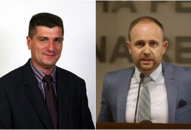Novo Grujić i Marko Aćić u borbi za funkciju predsjednika Gradskog odbora DNS-a Banjaluka