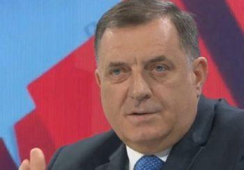 DODIK: Nije vrijeme za posjetu Đukanovića