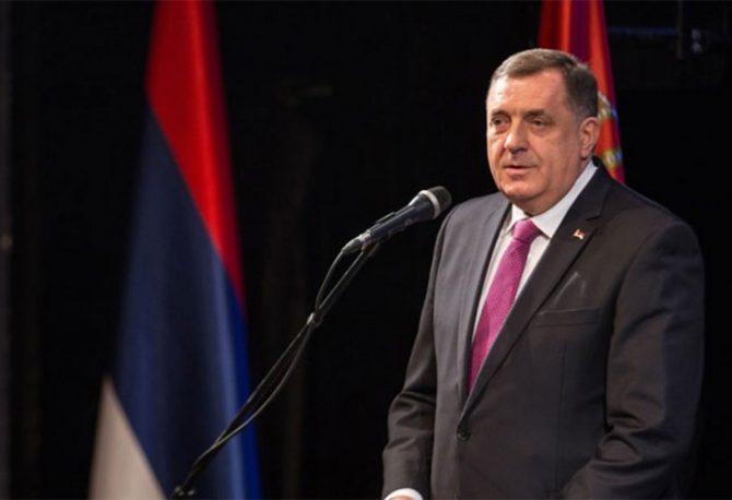 DODIK: Preglasan sam, pozivam Komšića da podnese ostavku