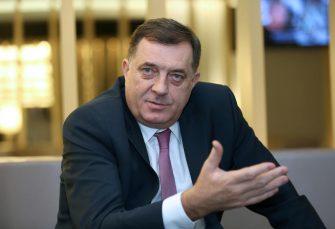 DODIK: Crnadak ostavio MIP bez Srba