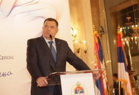 DODIK NA PRIJEMU U BEOGRADU: Srpska – dokaz naše slobode i želje da živimo u miru