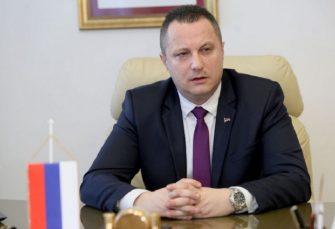 Vjekoslav Petričević, ministar privrede i preduzetništva RS: Cilj veće plate u privredi