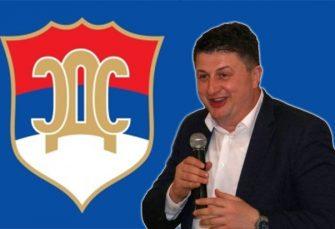 PLANOVI: Milan Radović nakon istupanja iz DNS-a prelazi u SDS?