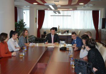 Studenti Pravnog fakulteta uspješno završili praksu u Poreskoj upravi RS
