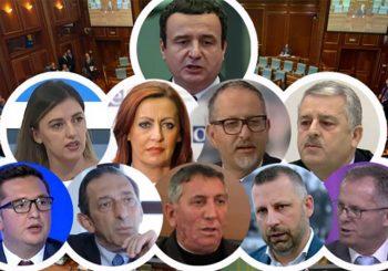 OSUĐENI UBICA, BIVŠI ZATVORENICI I NEPOZNATA LICA: Ko su ministri u Vladi Aljbina Kurtija?