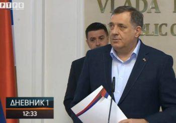 """DODIK: Tražiću da Centralna banka BiH """"oslobodi"""" 2,5 milijarde maraka"""