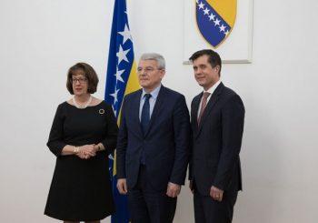 DŽAFEROVIĆ: SAD jedan od najvećih prijatelja BiH