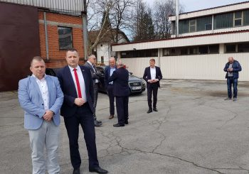 MINISTAR PRIVREDE U TESLIĆU: U fokusu podsticaji za zapošljavanje i nabavku novih tehnologija