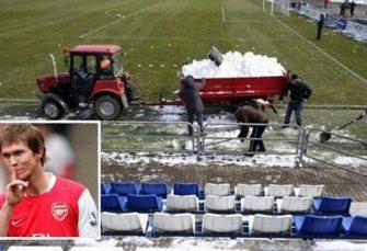 JEDINA AKTIVNA LIGA U EVROPI: Bjelorusi prkose koroni, njihov najbolji fudbaler zove Ronalda i Mesija