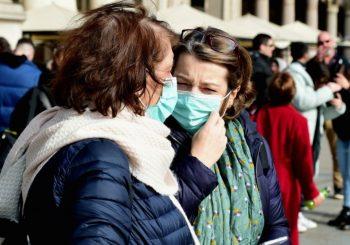 ITALIJA: 168 umrlih u posljednja 24 sata