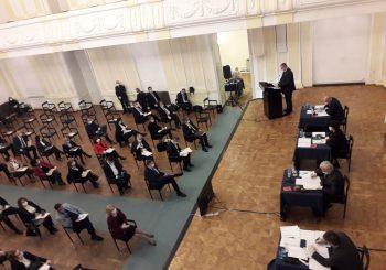 Posebna sjednica Parlamenta o proglašenju vanrednog stanja (FOTO)