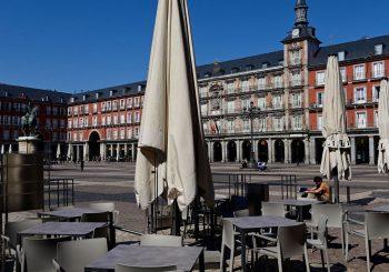 Broj slučajeva zaraženih u Španiji naglo porastao