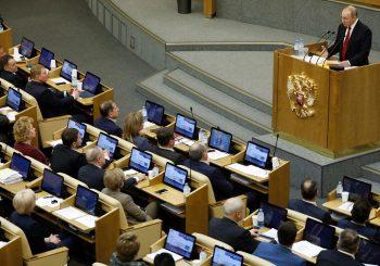 USTAVNA REFORMA: Ruska Duma omogućila Putinu da se još dva puta kandiduje za predsjednika