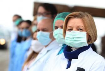 Prof. dr Antonija Verhaz: Svi kapaciteti su stavljeni u funkciju, uspješno odgovaramo na izazov liječenja koronavirusa