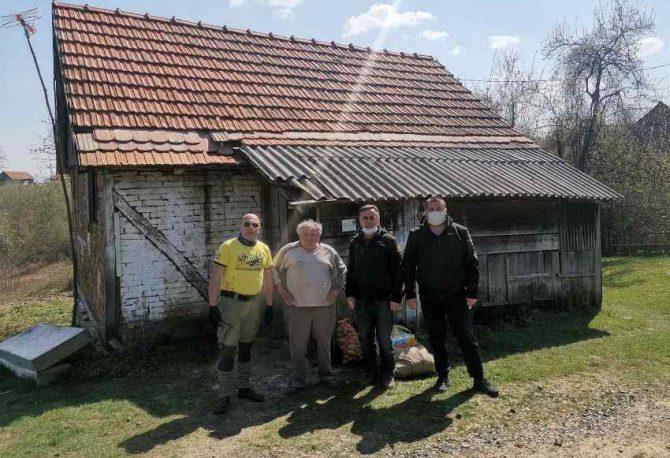 """HUMANOST: Članovi off road kluba """"Kozara"""" ne zaboravljaju ugrožene sugrađane"""