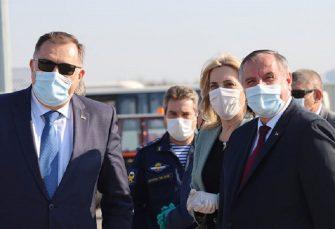 DODIK: Ruska pomoć za Republiku Srpsku, podržaću zahtjeve i iz FBiH