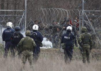 MEĐU MIGRANTIMA I TERORISTI Prepolovljen broj ilegalnih ulazaka u EU, ali IPO poziva na oprez