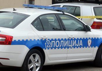 Motociklista poginuo u sudaru sa policijskim vozilom