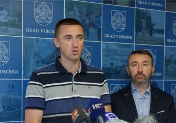 VUKOVAR: Gradonačelnik napustio HDZ, bunio se protiv ćirilice i Srba