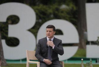 PRVA GODINA MANDATA: U Ukrajini raste nezadovoljstvo novim predsjednikom Zelenskim