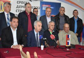 ŠAROVIĆ: SDS računa na saradnju sa Rodoljubom Draškovićem u Hercegovini
