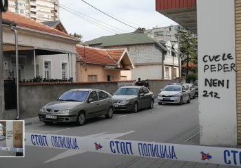 TRAGEDIJA U LESKOVCU: Ubijeni muškarac, njegova trudna supruga i dvije kćerke