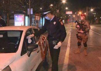 77 LICA BEZ ZAŠTITNE OPREME Zabranu kretanja prekršilo 69 građana u Republici Srpskoj