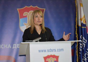 DRAGOJEVIĆ-STOJIĆ PODIŽE TUŽBU PROTIV LUKAČA: U proteklih 16 godina nisam bila na bolovanju