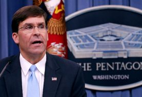 NESAGLASNI: Ministar odbrane SAD protiv slanja vojske na demonstrante, Tramp ga još nije smijenio