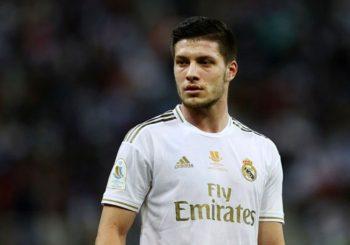 NIJE SE SNAŠAO: Luka Jović pristao da napusti Real i pređe u Milan