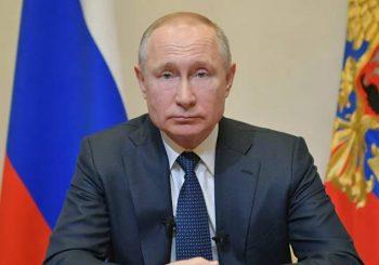 RUSIJA: Putin odlučio da se referendum o ustavnim promjenama održi 1. jula