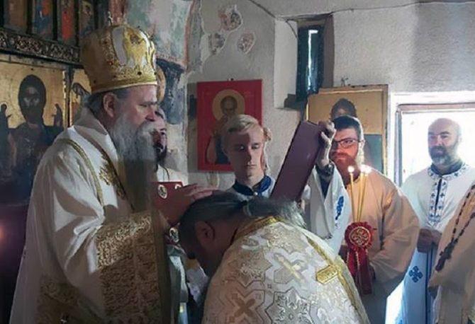 Prekinuti procese protiv vladike Joanikija, sveštenstva i vjernika