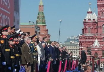 Održana Parada pobjede u Moskvi