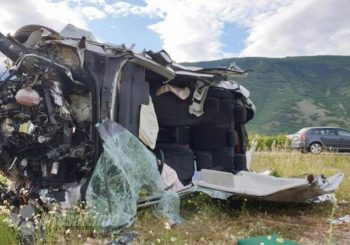 MOSTAR: U teškoj saobraćajnoj nezgodi povrijeđeni načelnik Konjica i njegova supruga