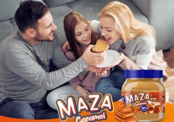 STIGLA JE NOVA MAZA: Uživajte u neodoljivom karamel okusu