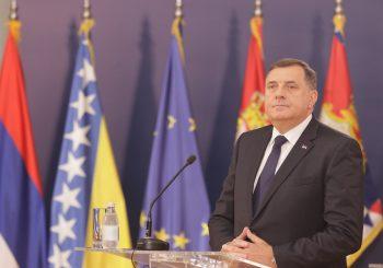 DODIK: Zahvalnost Srbiji na podršci i pomoći