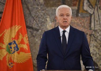 Vlast Crne Gore predložila obustavu primjene Zakona o slobodi vjeroispovijesti