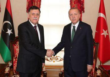 SARADŽ U NALETU: Erdoganov saveznik riješen da preuzme kontrolu nad čitavom Libijom