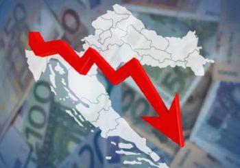 Hrvatska privreda teže pogođena nego većina u EU