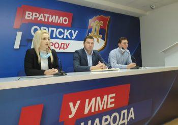 MLADI SDS-a: Korona partijaneri i ponavljači ne mogu predstavljati Republiku Srpsku