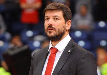 ZVANIČNO: Šćepanović predstavljen kao trener Partizana