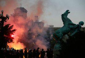 MSP RUSIJE: Autorima dezinformacije o tragu Moskve u beogradskim neredima smeta naše partnerstvo sa Srbima